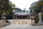 年末年始!交野市の初詣スポットの今を観る!No.4~天田神社~