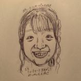 『【日向坂46】加藤史帆が書いた佐々木美玲の似顔絵ワロタwwwwwwww』の画像