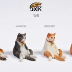 「猫」と「ソファ」が1/6スケールで超リアルなフィギュアになって登場!「猫とソファ」