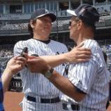 『【MLB】松井秀喜氏、レジェンドに仲間入り!ヤンキースOBが集結する「オールドタイマーズ・デー」に初参加』の画像