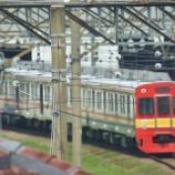 『廃車回送はまだ?動きの乏しいデポック電車区橋の上(7月分)』の画像
