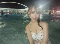 【画像】チーム8 山本瑠香「この前ナイトプール行ってきたよ」
