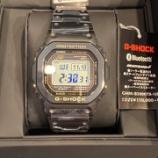 『G-SHOCK【GMW-B5000TB-1JR】』の画像