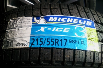 MICHELINで冬対策