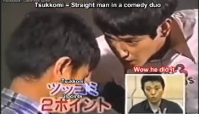 【テレビ】    ガキの使い  後輩芸人が、ダウンタウンに罵声を浴びせる企画動画  の海外の反応