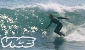 【海のスポーツ】  日本の海に サーフィンをしに行って来た。  海外の反応