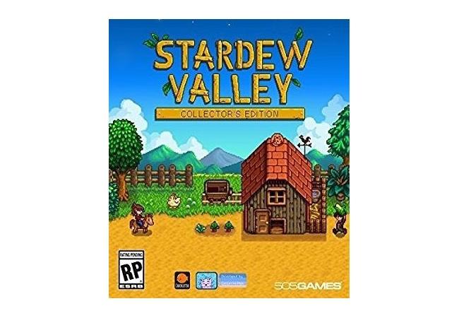 「Stardew Valley」面白いの?協力マルチも可能に