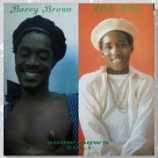 『Barry Brown, Little John「Show-Down Vol. 1」』の画像