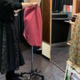 『フルオーダースカートを製作中です。』の画像