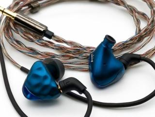 「IKKO Gems OH1S」 独自技術をふんだんに投入し高音質化を実現。質の良い高域を中心とした明瞭サウンドのミドルグレード中華イヤホン【レビュー】