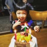 『【祝】爆発的怪獣・ビッグガール、3歳になる。』の画像