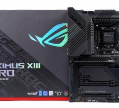 「ASUS ROG MAXIMUS XIII HERO」をレビュー。FORMULA/CODE要らずな、ATXサイズの全部入りハイエンドモデルを徹底検証!