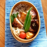 『8月4日のお弁当』の画像