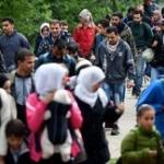 ドイツの人口約100人の村に750人の難民がやってくる