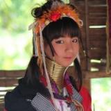 【画像】首長族の女の子、可愛さがガチだったwwww