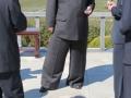 【画像】金正恩、さらに太りそうだからズボンをでかくするwwwwwwwwww