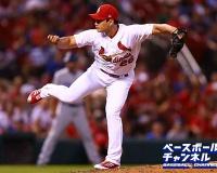 呉昇恒(STL) 1勝5敗18セーブ ERA3.96 WHIP1.38