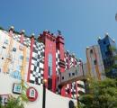 【画像】USJと間違う人も...まるでテーマパークのような、大阪のすごいゴミ処理場