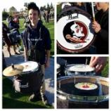 『【海外】ドラム目線!  2014年フロリダ州立大学『ローズボウル・プラクティス』動画です!』の画像