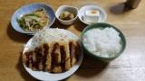 自炊厨のワイの晩飯(※画像あり)
