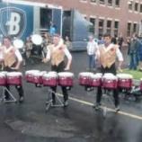 『【DCI】ドラム必見! 2019年ファントム・レジメント・ドラムライン『ミシガン州デトロイト』本番前動画です!』の画像