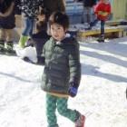 『雪遊び(園庭遊び)についての紹介。』の画像