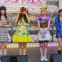 夏サカス2013笑顔の扉デリシャカス その38(でんぱ組.inc+アローディア&てんちむ)