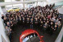 ランボルギーニ、年間およそ200名を新規雇用…新記録達成!