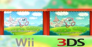『毛糸のカービィ プラス』、3DS版とWii版のグラフィックを比較した映像が公開!