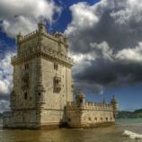 『行った気になる世界遺産 リスボンのジェロニモス修道院とベレンの塔 ベレンの塔』の画像