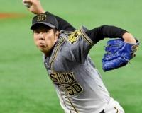 阪神・青柳が鷹・高橋礼との変則右腕対決で好投 4回無失点で仕上がり順調