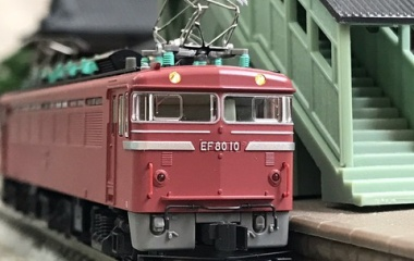 『KATO EF80 1次形』の画像