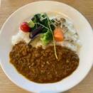 デニーズ 21#294 15種類の野菜とチキンのキーマカレーは色々な野菜の食感が楽しめるピリ辛カレー(+αカレー情報追記)
