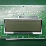 『自動車エアコンパネル基板の回路修復とLED交換(LED打ち替え)手術』の画像