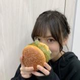 『【乃木坂46】ハンバーガーが大きいのか顔が小さいのか・・・』の画像