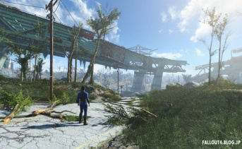 Fallout4 緑化オーバーホールMOD『Divine Revelation』