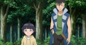 【BORUTO -ボルト-】第209話 感想 ヒマワリ&カワキ、秘密のおでかけ
