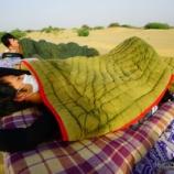 『インドで泊まった安宿情報。合計17宿紹介!南京虫宿あり』の画像