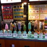 『(番外編)中野ブロードウェイの特大ソフトクリーム』の画像