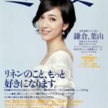 『雑誌 ミセス で飯尾醸造の酢造りが掲載されています』の画像