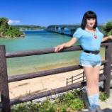『【留美子讃歌 35】山と海と大橋』の画像