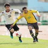 『ニューイヤーカップ 札幌対千葉は両者譲らずスコアレスドロー』の画像