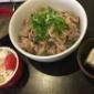 お席空いております(^^) ねぎ塩豚丼セット♡ 食べに来てく...