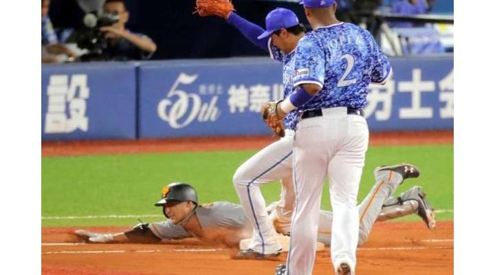 【 超悲報 】7月絶好調の巨人・吉川尚輝、左手の骨折で戦線離脱・・・