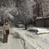 『冬到来atカザフ』の画像