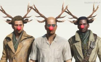 Rudolph Face