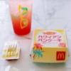 マクドナルドのハワイアンパンケーキ