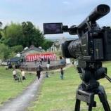 『七夕の夕べ ビデオ撮影』の画像