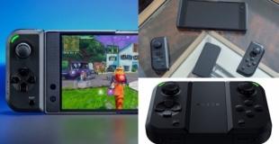 Razer、スマホに装着するゲームパッドがNintendo Switchのパクリと話題に!