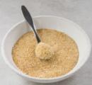 英国で最近人気の日本食はカツカレー。pancoを使ってカリっと揚げたカツをカレーライスに載せ